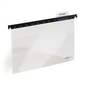 Durable 260419 hanging folder A4 PVC Transparent 1 pc(s)