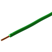 Steffen 02 725 25 electrical wire 25 m Green