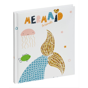 Pagna Mermaid photo album Assorted colours, White