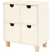 Creativ Company 57945 chest of drawers