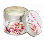 Stoneglow 6838O wax candle Cylinder Jasmine, Rose Multicolour 1 pc(s)