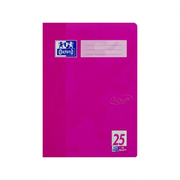 Oxford 400104369 Notizbuch A4 Pink