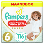 Pampers Premium Protection 81674393 disposable diaper Boy/Girl 6 116 pc(s)