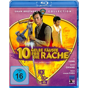 Koch Media Zehn gelbe Fäuste für die Rache - The Angry Guest (Shaw Brothers Collection) (Blu-ray) Full HD Simplified Chinese, German