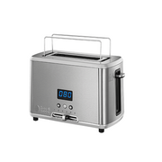 Russell Hobbs 24200-56 toaster 1 slice(s) 820 W Stainless steel
