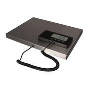 Velleman VTBAL502 postal scale Electronic postal scale Black, Stainless steel