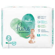Pampers Pure Protection 81685098 disposable diaper Boy/Girl 2 27 pc(s)