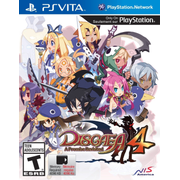 NIS America Disgaea 4: A Promise Revisited Basic English PlayStation Vita