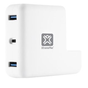 XtremeMac XWH-MCA-03 mobile device charger White Indoor