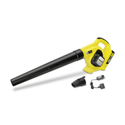 Kärcher LBL 2 cordless leaf blower 210 km/h Black, Yellow 18 V Lithium-Ion (Li-Ion)