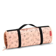 Reisenthel Cats And Dogs Rose Polyester Pink