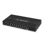 Ubiquiti Networks EdgeRouter 10X wired router Black
