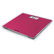 Soehnle 63876 personal scale Square Pink Electronic personal scale