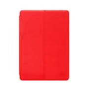 "Mobilis 048019 tablet case 25.6 cm (10.1"") Folio Red"
