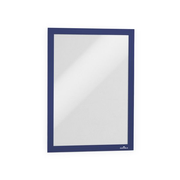 Durable DURAFRAME magnetic frame A4 Blue