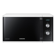 Samsung MS23K3614AW Countertop Solo microwave 23 L 800 W White