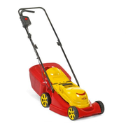 WOLF-Garten S 3800 E Push lawn mower AC Red, Yellow