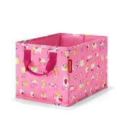 Reisenthel Abc Friends Pink Toy storage box Freestanding