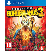 Take 2 Borderlands 3 - Deluxe Edition PlayStation 4