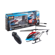 Revell Red Kite Radio-Controlled (RC) helicopter Ready-to-fly (RTF) Electric engine
