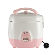 Cuckoo CR-0632 rice cooker 1.08 L Pink, White