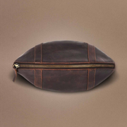 Thumbs Up 1001720 toiletry bag/vanity case Leather Brown