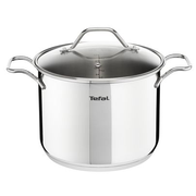 Tefal INTUITION 22 cm saucepan Round Stainless steel