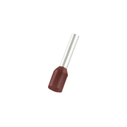 Weidmüller 317000000 wire connector Ferrule Brown