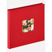 Walther Design FA-199-R photo album Red 30 sheets