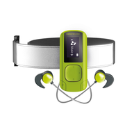 Energy Sistem MP3 Clip BT Sport Greenstone MP3 player 16 GB Green