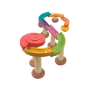 PlanToys Marble Run - Standard toy vehicle track Wood