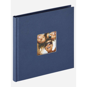 Walther Design FA-199-L photo album Blue 30 sheets