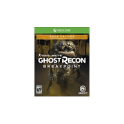 Ubisoft Tom Clancy's Ghost Recon Breakpoint Gold Edition Xbox One