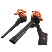 Black & Decker BEBLV260-QS leaf blower 2600 W 315 km/h