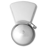 Heidemann 17970027 doorbell chime Silver, White