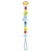 Goki Soother chain bird baby hanging toy