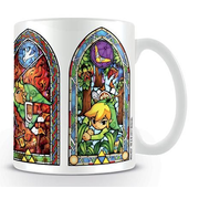 PYRAMID The Legend Of Zelda cup Multicolour, White Universal 1 pc(s)