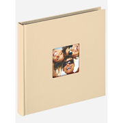 Walther Design FA-199-H photo album Cream 30 sheets