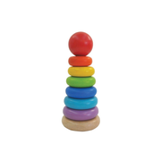 PlanToys Stacking Ring motor skills toy