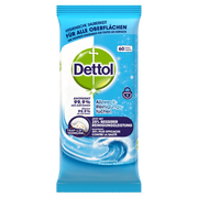 Dettol 3059327 disinfecting wipes 60 pc(s)