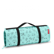 Reisenthel Cats And Dogs Mint Polyester Green