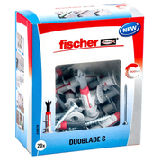 Fischer DUOBLADE S 20 pc(s) Expansion anchor