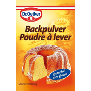 Dr. Oetker 146102000 baking powder