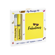 BIC 972090 stationery set