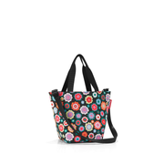 Reisenthel shopper XS Polyester Black, Multicolour Woman Shopper bag
