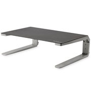 StarTech.com Monitor Riser Stand - Steel and Aluminum - Height Adjustable