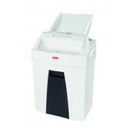 HSM Securio AF100 paper shredder Particle-cut shredding 60 dB 22.5 cm Black, White