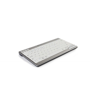 BakkerElkhuizen UltraBoard 950 Wireless keyboard RF Wireless ĄŽERTY French Grey, White