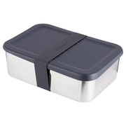 BergHOFF Essentials 1100196 lunch box Lunch container Polypropylene (PP), Stainless steel Black, Stainless steel 1 pc(s)