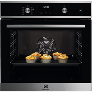 Electrolux EOD5C71X oven 72 L 2990 W A Black, Stainless steel